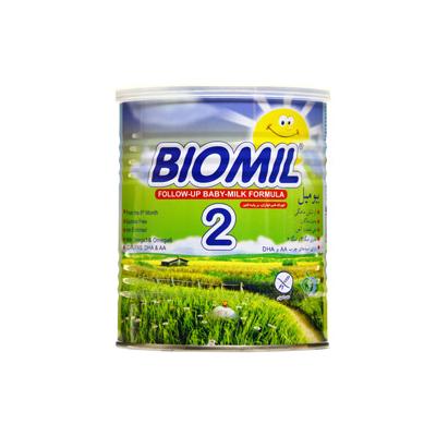 بیومیل شیر خشک 2